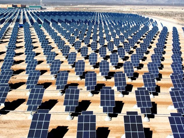 Energia solar jornalista da nova era